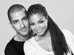Janet Jackson Married to Wissam Al Mana. The singer, and Qatari businessman, Wissam Al Mana, tied the knot last year, the couple's rep confirmed to PEOPLE on Monday. Janet Jackson Married, Janet Jackson Husband, Michael Jackson, Jo Jackson, Jackson Family, Manado, Celebrity Couples, Celebrity News, Hair
