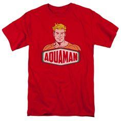 Aquaman: Aquaman Sign T-Shirt