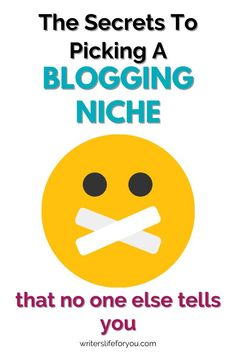 Do you want to start a blog but not sure which niche will be best for you? Here are the best tips for choosing the best niche for your blog| how to choose the best blogging niche| | how to choose a profitable blogging niche | profitable niche ideas| how to find a profitable niche | profitable blogging niches| blogging niche ideas| blogging topics that pay well| most profitable blog niches| best niche for blogging in| untapped blog niches| less competition blog niches | best blog niches Business Tips, Online Business, Blogging Niche, Blog Topics, Writing Advice, Creating A Blog, Make More Money, Are You The One, How To Start A Blog