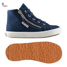 Superga 2795-COTJ BLUE MD COBALT - Chaussures superga (*Partner-Link)