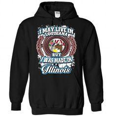 05-LOUISIANA MADEIN - #tshirt quilt #sweatshirt zipper. GET => https://www.sunfrog.com/Camping/1-Black-81175620-Hoodie.html?68278