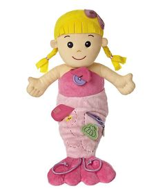 "Loving this 15"" My Activity Mermaid Doll on #zulily! #zulilyfinds"