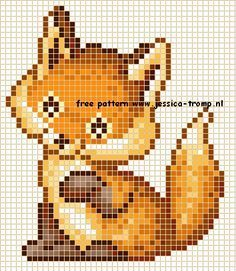 Thrilling Designing Your Own Cross Stitch Embroidery Patterns Ideas. Exhilarating Designing Your Own Cross Stitch Embroidery Patterns Ideas. Cross Stitch Charts, Cross Stitch Designs, Cross Stitch Patterns, Cross Stitching, Cross Stitch Embroidery, Embroidery Patterns, Diy Broderie, Fox Pattern, Cross Stitch Animals