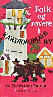 카다몬 마을을 찾아온 도둑들 | 144 페이지 |   카다몬 마을은 특별하다. 거리에는 당나귀, 낙타...가끔 호랑이도 어슬렁거린다. 경찰소장 바스티안씨는 마을을 안전한 곳으로 만드는데 최선을 다한다. 하지만 절대 아무도 경찰소로 잡아가지 않는다. 토비아스 할어버지는 도시에서 가장 지혜로운 사람으로 존경받는다. 탑의 꼭대기에 사는 할아버지는 마을 사람들을 위해 매일매일 날씨을 알려준다. 조카 카밀을 돌보는 소피 아줌마. 그리고 두개밖에 없는 정거장을 왔다갔다하는 버스를 운전하는 시베르센이 이 조그맣고 특별한 마을에 산다. 카다몬 마을 밖에는 카스퍼, 야스퍼 그리고 조나단이라는 세명의 도둑이 살고 있다. 그리고 이 책은 이 세도둑이 카다몬 마을을 찾아오면서 시작된다.