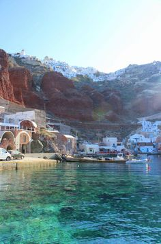 """""""Mykonos, Greece -Can't wait to honeymoon here one day, in Santorini though!"""" Me too *smile with hearts in eyes* Places Around The World, Oh The Places You'll Go, Travel Around The World, Places To Travel, Travel Destinations, Places To Visit, Around The Worlds, Greece Destinations, Travel Things"""