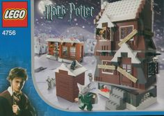LEGO Harry Potter Shrieking Shack (discontinued set)