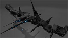 「Spaceship Generator」は、ゲーム開発者の Michael Davies 氏がGitHubで公開しているオープンソースの3DCGソフトウェアblender用のPythonスクリプト。誰でも簡単に自分専用の宇宙船3Dモデルを生成することが出...