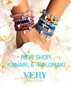 Very Gavello macramé hand bracelets !!!