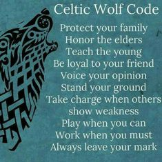 Celtic Wolf Code Ancient Celts in Ireland believed they were descended from wolv. Celtic Wolf Code Ancient Celts in Ireland believed they were descended from wolv. Great Quotes, Quotes To Live By, Inspirational Quotes, Motivational, Wolf Quotes, Me Quotes, Spirit Guides, Good Advice, Magick