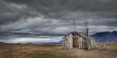 John Tozer - Whalers Hut Spitzbergen Norway