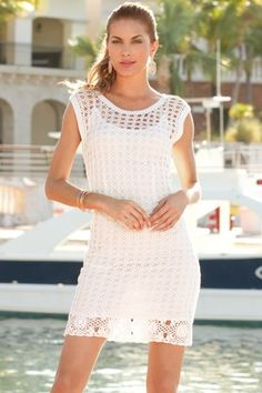 crochet dress made to order | marifu6a - Clothing on ArtFire