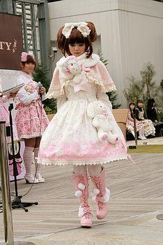 sweet lolita~  All the usakumya~~~