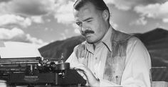 Acerca de: Si Hemingway hubiese sido diseñador https://t.co/s9OF0ZVgyl #diseño https://t.co/fPepJ0mD0V