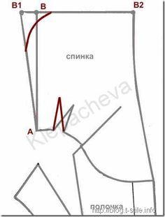 Моделирование капюшона - воротника
