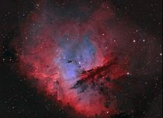 n-a-s-a:  Portrait of NGC 281- Image Credit & Copyright: J-P Metsävainio (Astro Anarchy)