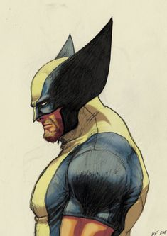 Marvel X-Men: Wolverine