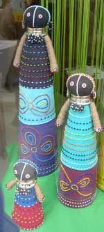 poupées africaines école maternelle