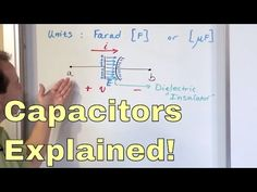 What is a Capacitor? Learn the Physics of Capacitors & How they work - Basic Electronics Tutorial - YouTube