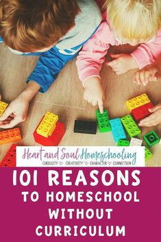 How To Produce Elementary School Much More Enjoyment How To Homeschool Without Curriculum Why You Don't Need Homeschool Curriculum To Learn Homeschooling Without Curriculum Homeschool Blogs, How To Start Homeschooling, Life Learning, Learning Activities, Project Based Learning, School Fun, Kids And Parenting, Education, Christian Homeschool