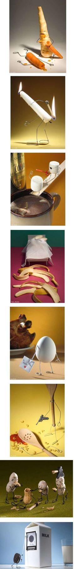 Creative Food Humor