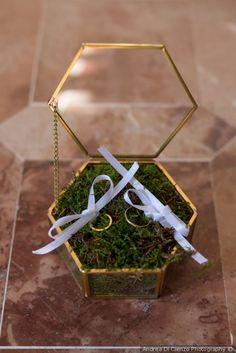 Porta fedi originali #matrimonio #nozze #sposi #fedinuziali #portafedi #vintage #bride #groom #rings #anelli