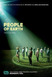 Aliens tell people they abduct that they are ...special (although they don't actually mean it!). People of Earth seems ...special (and I mean it!), with an original premise, good cast and good and relaxed humor. Recommended.