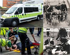 2017 marks 140 years since St John Ambulance was founded to create a nation of life savers. Established over 70 years before the NHS, the first aid charity has helped millions Emergency Ambulance, Emergency Care, Volunteering Opportunities, Creative Skills, Community Events, Life Savers, Charity, Opportunity, Saints
