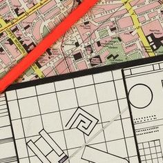 Rem Koolhaas, Elia Zenghelis, Madelon Vriesendorp, Zoe Zenghelis. Exodus, or the Voluntary Prisoners of Architecture: The Strip. 1972   MoMA