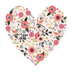 Buenos días, guapas. Os estoy preparando unos prints nuevos para que os alegren el corazón de solo mirarlos. Este os lo dedico a todas las que nos seguís y nos contagiáis con vuestra buena energía. Mil gracias por estar ahí. Muy pronto este diseño y otros también preparados con mucho amor, en www.charucashop.com #charucaenproceso