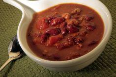 Gelson's turkey chili