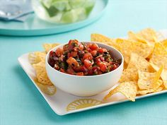 Get this all-star, easy-to-follow Salsa recipe from Alton Brown