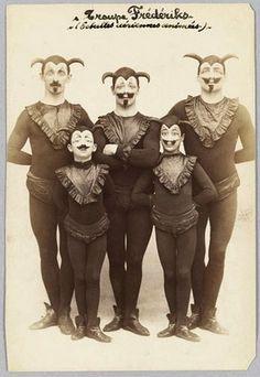 Love the circus.