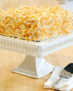 Coconut Cake - Martha Stewart Recipes