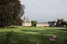 Jardines del Château de Modave