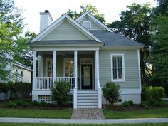 King Street Cottage - Allison Ramsey Architects - House Plans in All Styles for All Regions