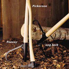 Professional Log Moving Tools