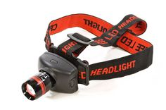 Best Choice Flexifoil Ultra Bright LED Headlamp Torch Beam for DIY, Camping, Running, Riding, Hiking, Fishing and Reading. Comfortable, Waterproof, Emergency Night Equipment with Adjustable Light Zoom * You can find more details by visiting the image link.