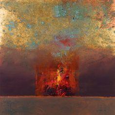"""Saatchi Online Artist Steven DaLuz; Painting, """"Coalesce"""" #art"""
