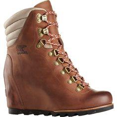 779761c1819 Sorel Women s Conquest Wedge Boot - at Moosejaw.com Sorel Winter Boots