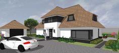 WnS Architecten | Landelijk moderne villa