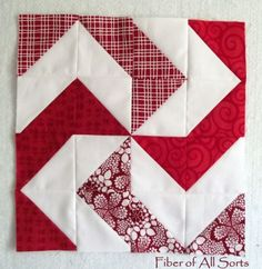 HST (or Half Square Triangle) quilt blocks can be one of the most versatile block designs we have as quilters. With a simple turn of the block, or change of color, your block can go from looking r… blocks 10 HST Quilt Blocks Quilt Block Patterns, Pattern Blocks, Quilt Blocks, 24 Blocks, Quilting Tutorials, Quilting Designs, Triangle Quilt Tutorials, Patchwork Quilting, Barn Quilts