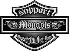 Mongols supports