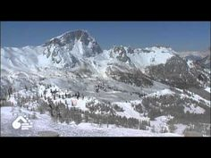 Skiing on the Nassfeld in Europe - Austria - our hotel is located right next to the ski slopes