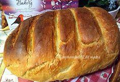 Házi fehér kenyér