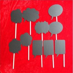 Cheap party fridge, Buy Quality party shoes for children directly from China party sound Suppliers: 10 Pcs Photo Booth Prop DIY Bubble Speech Chalk Board Wedding Party Photobooth Free Shipping