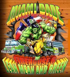 Miami Dade Fire Dept. Firehouse 6