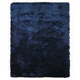 The Indochine blue area rug makes a luxe addition to your home. Table tufted from art silk, this plush area rug simulates the feel of real animal fur, and is perfect for the casually modern home. Dark Blue Rooms, Dark Blue Rug, Navy Blue Area Rug, Blue Area Rugs, Blue Rugs, Blue Walls, Light Blue, Blue Weave, Indochine