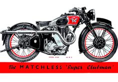Matchless model G4