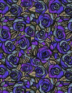 Kerrie Cauvin   Patternbank Textile Design Studio Featured Designer print pattern