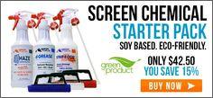Anthem screenprinting eco-friendly screen printing chemicals